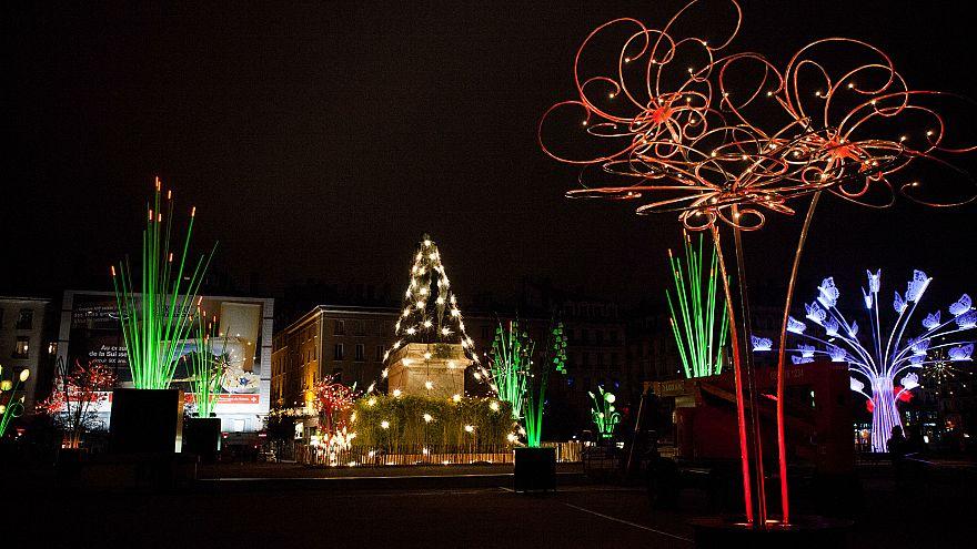 Lyon, top départ pour la Fête des Lumières!