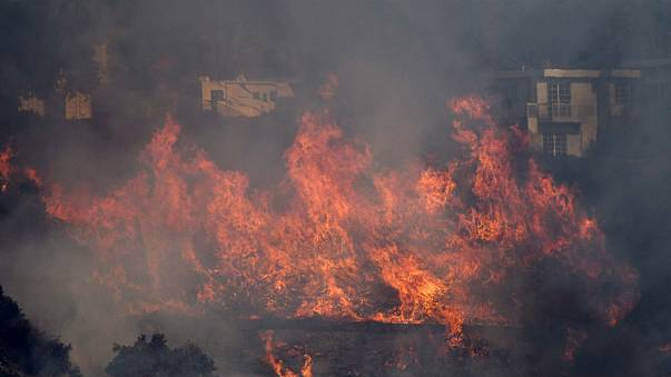 Los Angeles sous la menace d'incendies dévastateurs