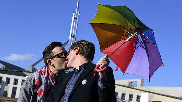 پارلمان استرالیا ازدواج همجنسگرایان را تصویب کرد