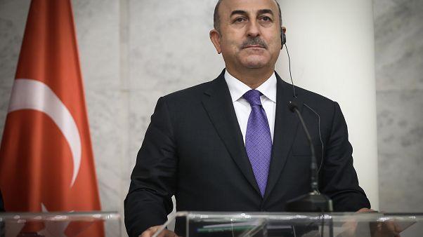 Çavuşoğlu Trump'ın Kudüs açıklamasına sert tepki gösterdi
