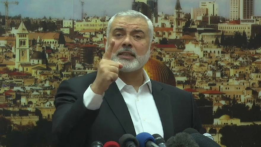 """Tag des Zorns"": Hamas ruft zu Intifada auf"