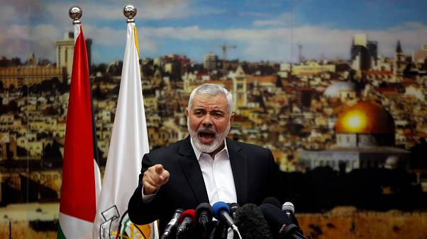 El líder de Hamás llama a una nueva Intifada contra Israel en Palestina