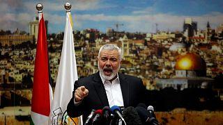 Ο ηγέτης της Χαμάς καλεί σε νέα Ιντιφάντα