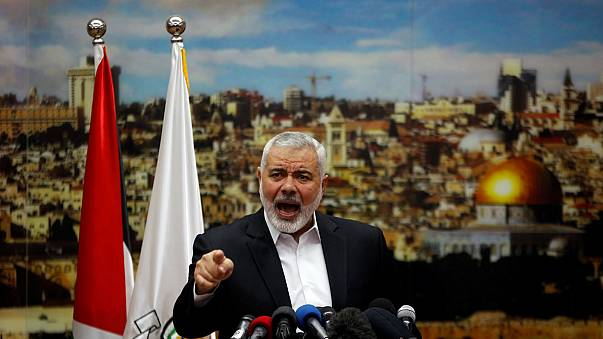 Hamas leader Ismail Haniyeh calls for 'new intifada' against Israel