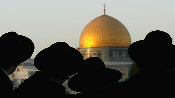 Yahudiler, Trump'ın Kudüs adımından memnun