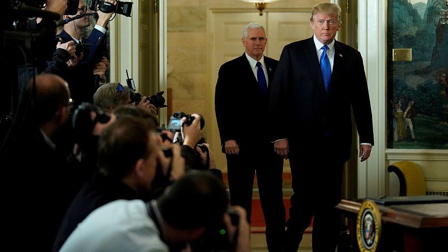 Réunion d'urgence des Nations Unies, le tollé de Trump
