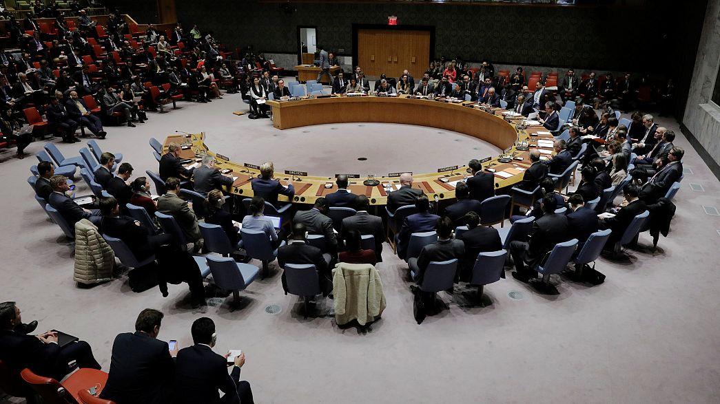 Wegen Jerusalem: Weltsicherheitsrat tagt am Freitag