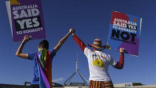 Ehe für alle: Australisches Parlament sagt Ja
