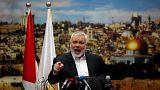 Hamas: ABD'nin Kudüs adımı bir 'savaş deklarasyonu'