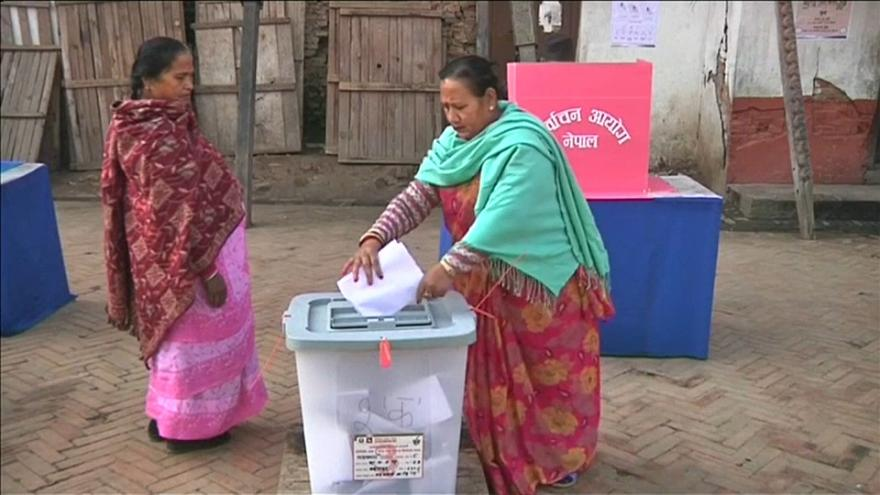 Nepal: Zweite Etappe der historischen Parlamentswahl beginnt