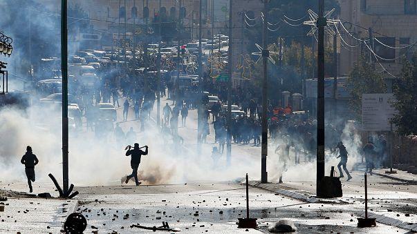 Jour de colère pour les Palestiniens
