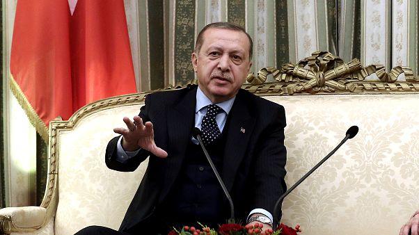 Turkish-Greek negative relations 'now history' - Erdogan