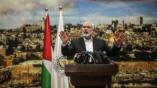 Hamas'tan intifada çağrısı