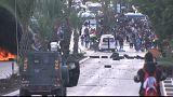 Violência já chegou às ruas de Belém