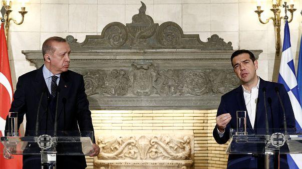 أوّل زيارة لرئيس تركي إلى اليونان منذ خمسة وستين عاماً