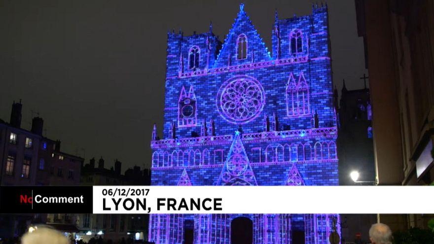 Fête des lumières à Lyon, édition 2017