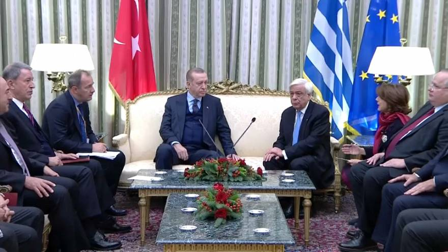 Grecia rechaza actualizar el Tratado de Lausana
