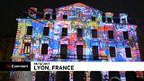 Lyon'da 'Işık Festivali' başladı