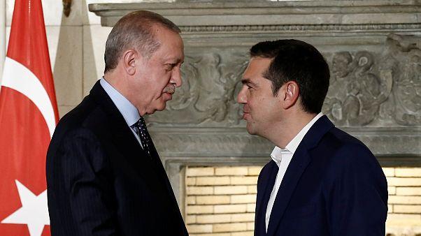 Erdoğan ve Çipras arasında Lozan ve Batı Trakya gerginliği