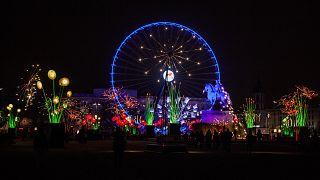 The best of Lyon's Festival of Lights