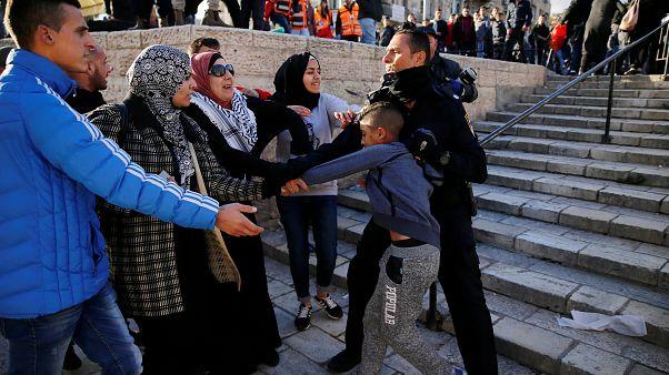 Grève et indignation à Jérusalem-Est