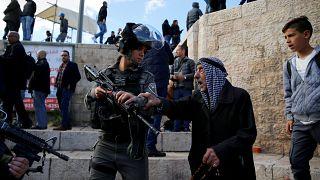 Sciopero generale palestinese nella 'giornata della rabbia'