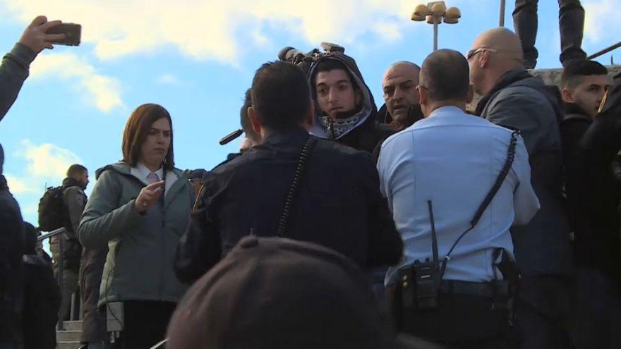 Se dispara la tensión en Jerusalén Oriental