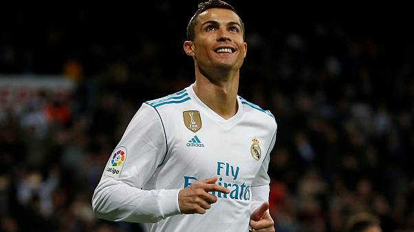 Ballon d'Or ödülü beşinci kez Ronaldo'nun