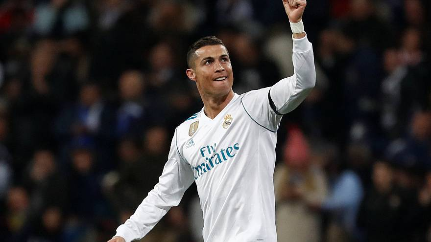 Christiano Ronaldo ist zum 5. Mal Weltfußballer
