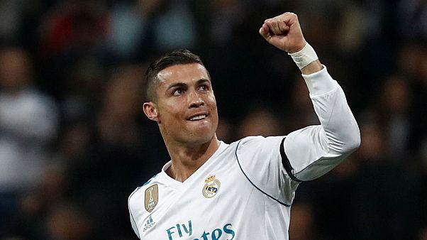 Le 5e Ballon d'Or de Cristiano Ronaldo