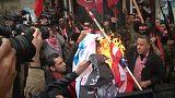 Proteste nella Striscia di Gaza, per Hamas è la fine del processo di pace