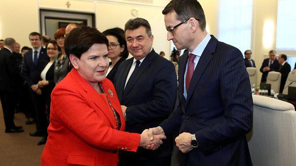 La Première ministre polonaise a présenté sa démission