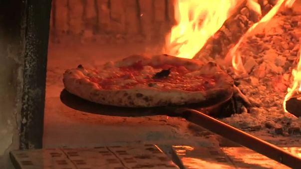 ¡Mamma Mia! El arte de la pizza, Patrimonio Inmaterial de la Unesco