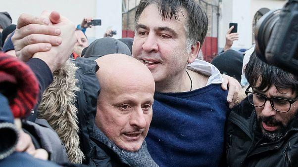 از گرجستان تا اوکراین، مقصد نهایی ساکاشویلی 'بیوطن' کجاست؟