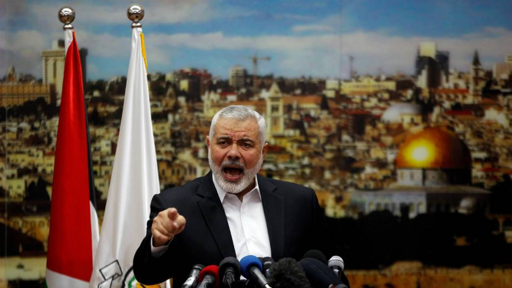 Hamas define decisão americana como declaração de guerra