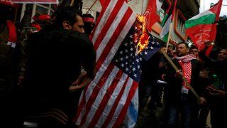 Proteste im Gazastreifen