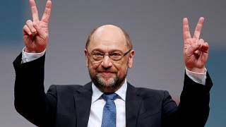 SPD votes to open German coalition talks