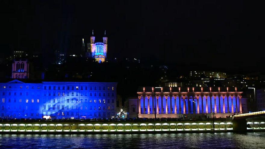 Segurança reforçada na Festa das Luzes de Lyon