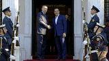 Visita de Erdogan gera tensão na Grécia