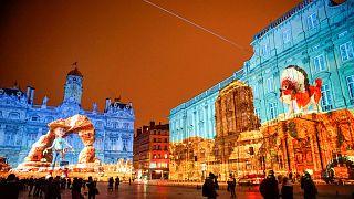 Fête des Lumières sous haute sécurité à Lyon