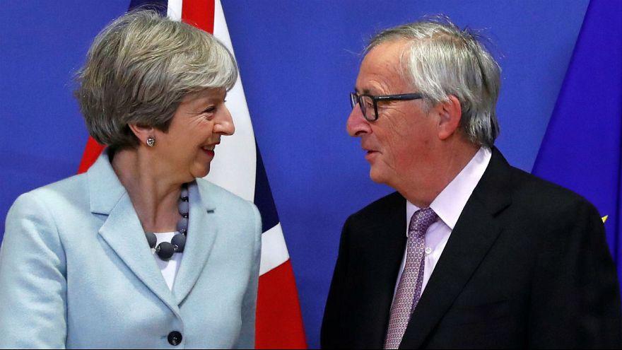 بروکسل و لندن بر سر خروج بریتانیا از اتحادیه اروپا به تفاهم رسیدند