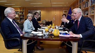 Brexit-Einigung: Ab in Phase zwei