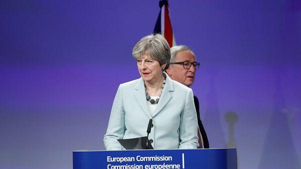 """Еврокомиссия: достаточный прогресс на переговорах по """"брекситу"""""""