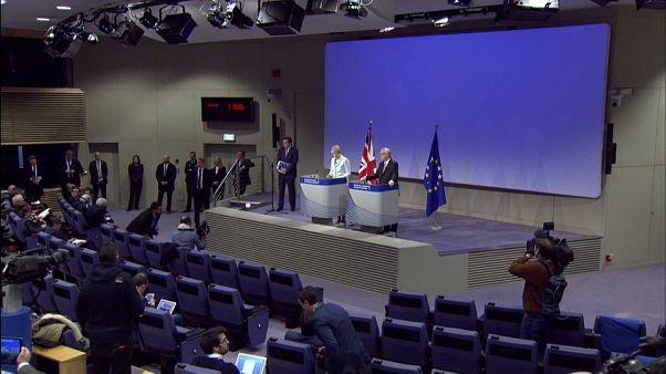 Acuerdo entre UE y el Reino Unido: el 'brexit' entra en una nueva fase