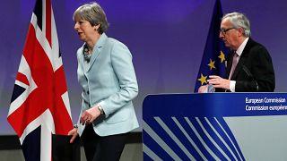 Brexit: acordo para passar à segunda fase das negociações