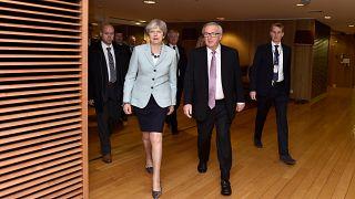 EU and UK break Brexit deadlock to move talks forward