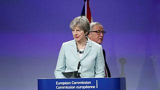 Brexit: «Τα βρήκαν» Λονδίνο - Βρυξέλλες