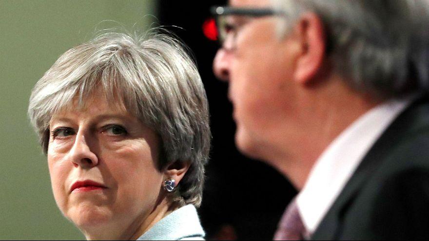 Áttörés a brexit-tárgyalásokon