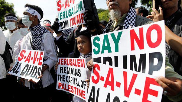 من يقف خلف قرار ترامب الاعتراف بالقدس عاصمة لإسرائيل؟