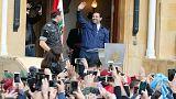 نشست پاریس در حمایت از سعد حریری